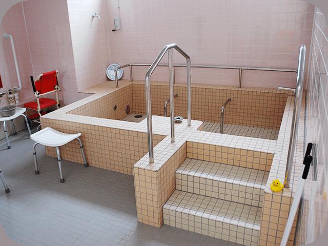 浴室 バリアフリー